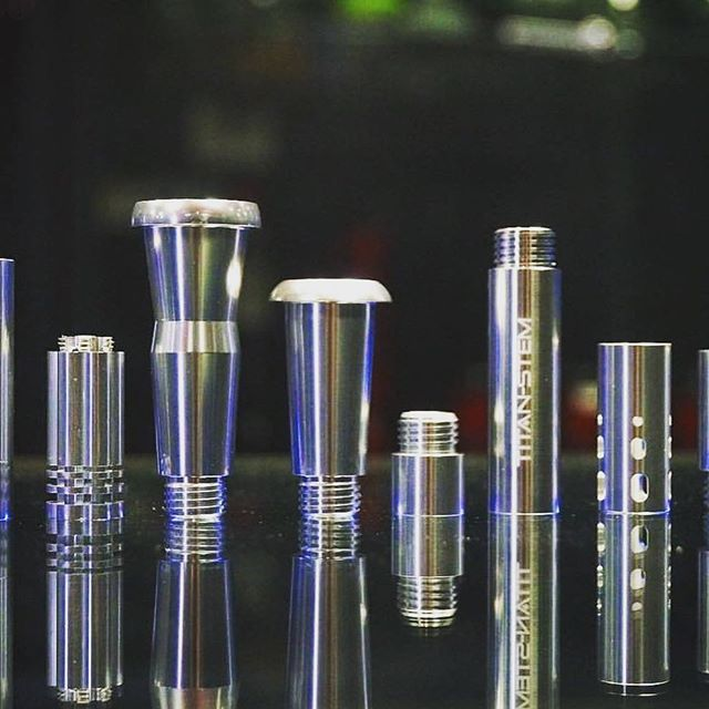 Downstems | Glass on Glass, Standard, 14mm, 18mm Replacement