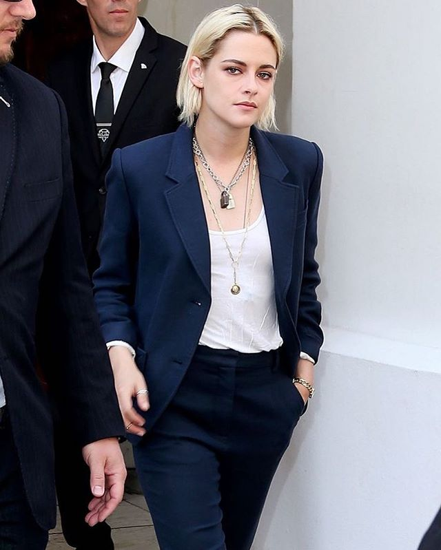 Ready for Tuesday like @thekristenstewart
