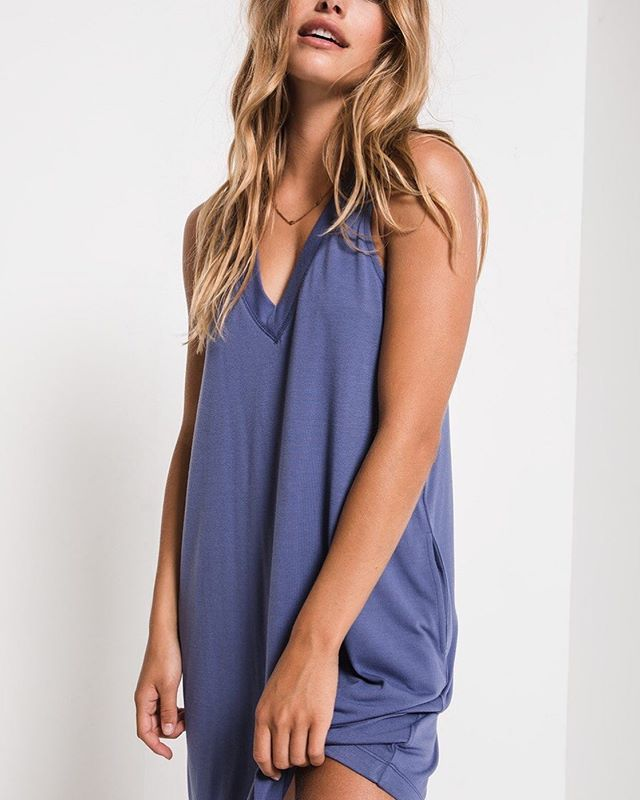 838dc0b0c9 The City Tank Dress from  zsupply  - a buttery soft rayon blend that you