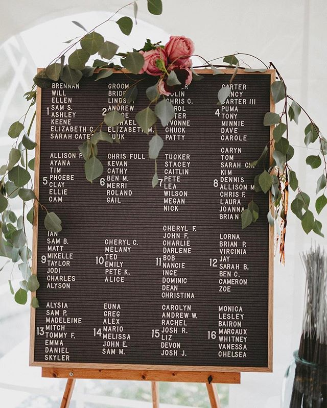 Parties Events Letter Board Inspiration Letterfolk